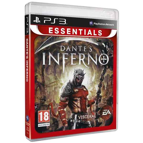 Dante Inferno Essentials Ps3