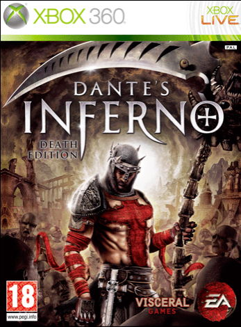Dantes Inferno Death Edition X360