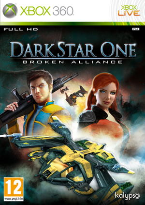 Darkstar One Broken Alliance X360
