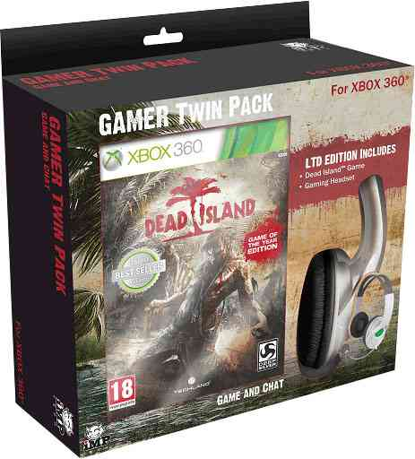 Dead Island Goty Gamer Twin Pack X360