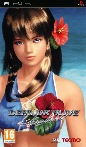 Ver DEAD OR ALIVE PARADISE PSP