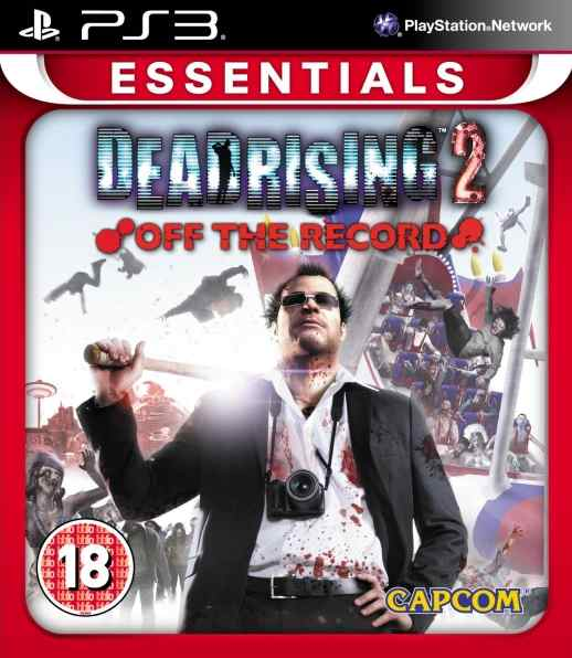 Ver DEAD RISING 2 OFF THE RECORD ESSENTIALS PS3