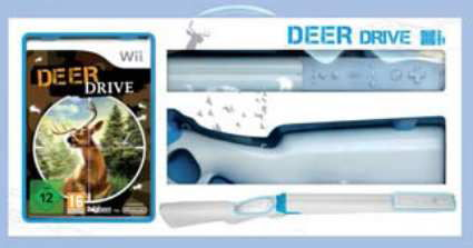 Deer Drive   Rifle Wii