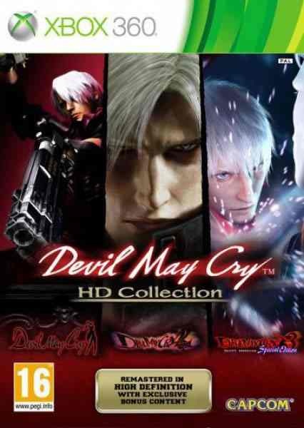 Devil May Cry Collection X360