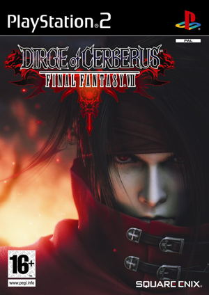 Dirge Of Cerberus Final Fantasy Vii Ps2