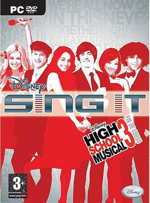 Ver DISNEY SING IT HIGHSCHOOL MUSICAL 3 SENI