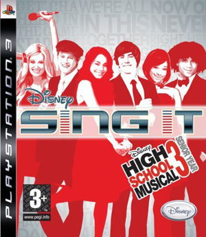 Ver DISNEY SING IT HIGHSCHOOL MUSICAL PS3