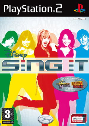 Ver DISNEY SING IT PS2