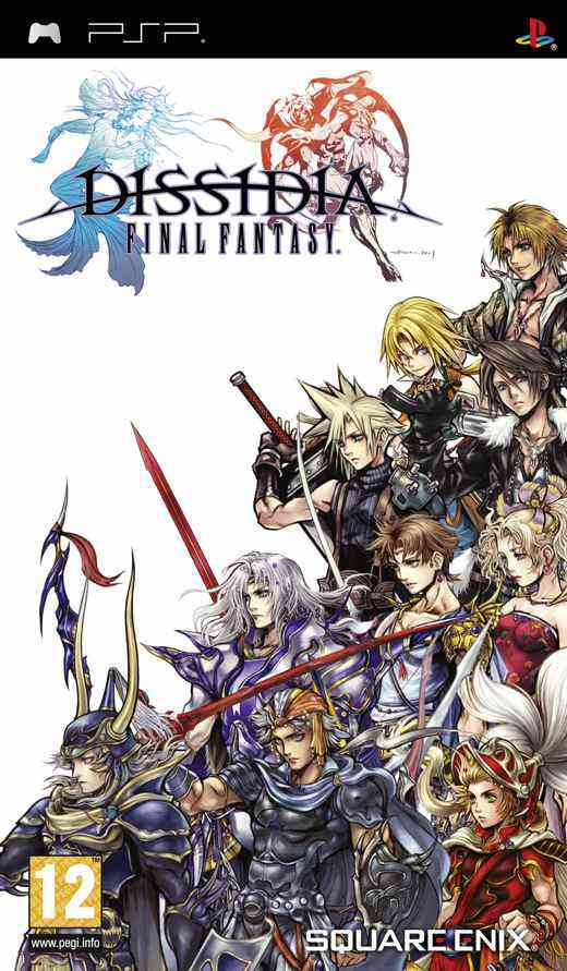 Ver DISSIDIA FINAL FANTASY ESSENTIALS PSP