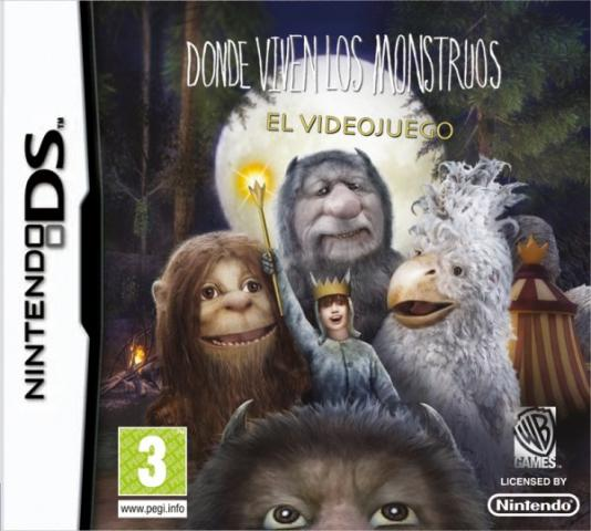 Donde Viven Los Monstruos Nds
