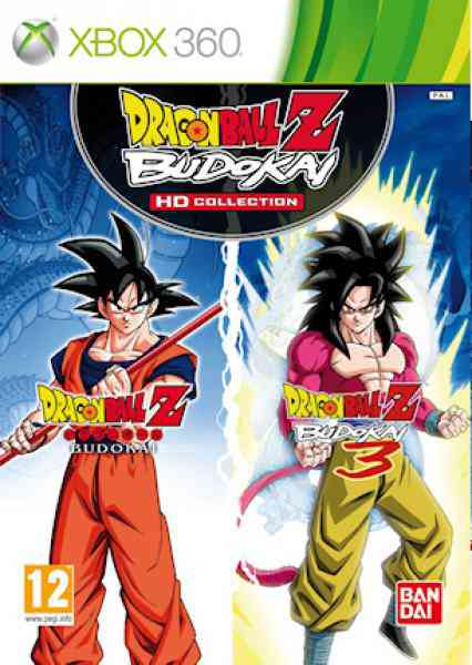 Dragon Ball Z  Budokai Hd Collection X360