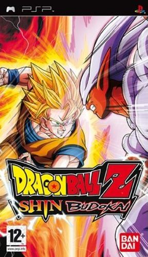 Dragon Ball Z Shin Budokai Essentials Psp