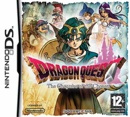 Dragon Quest The Chapter Of The Chosen Nds