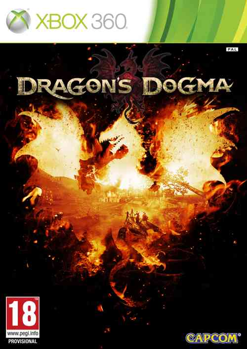 Ver DRAGONS DOGMA X360