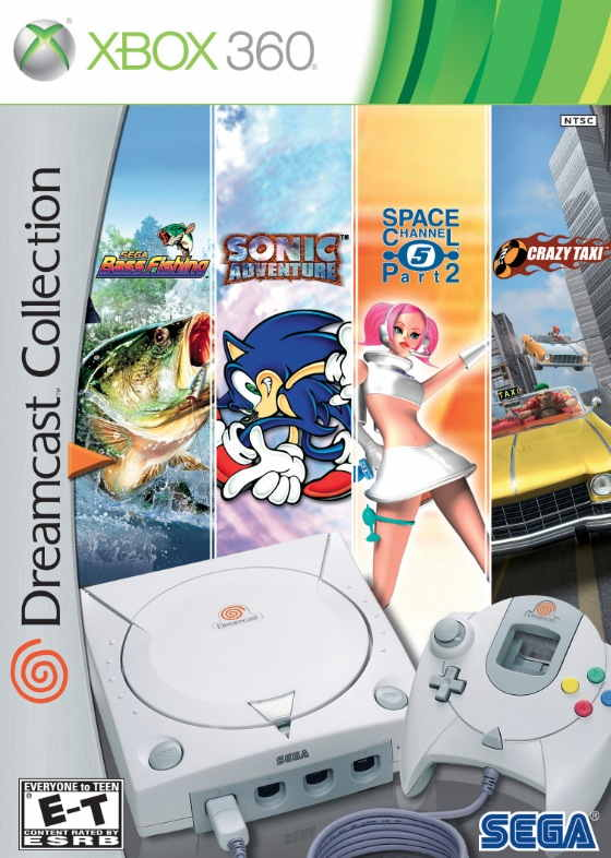 Dreamcast Collection X360