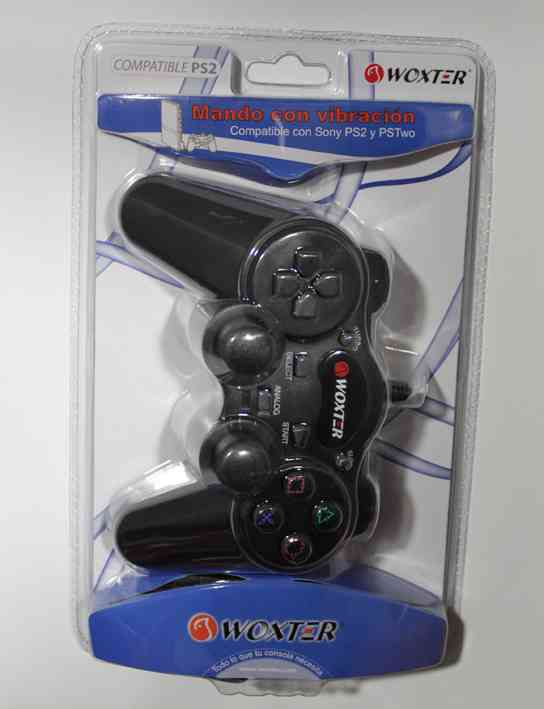 Dual Shock Ps2 Woxter Ps2