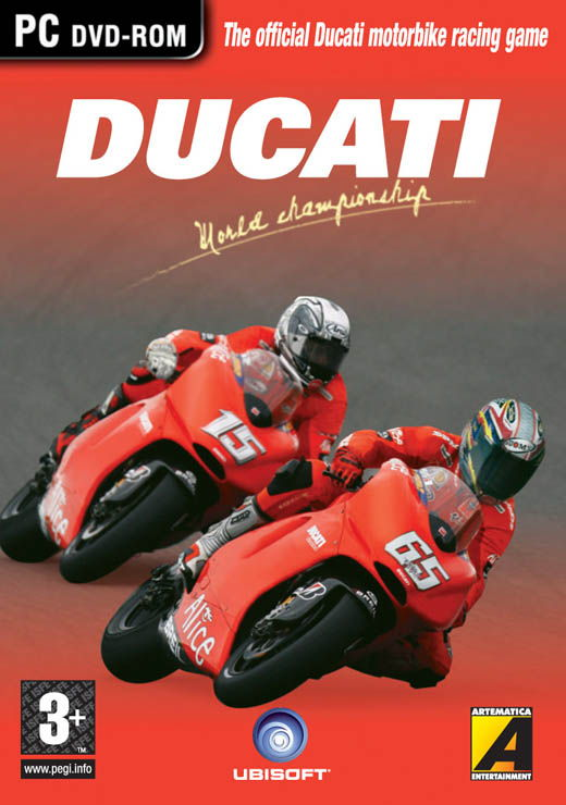Ducati World Championship Pc