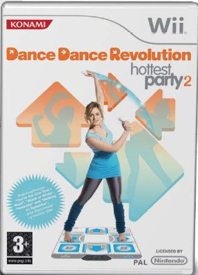 Ver Dance Dance Revolution Hottest Party 2 Wii
