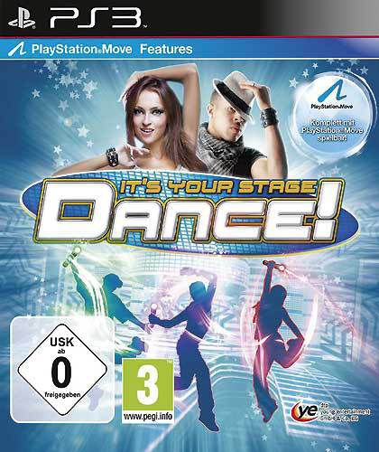 Ver Dance ItS Your Stage Move Ps3