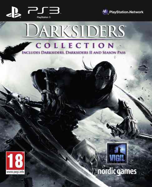 Darksiders Collection Ps3