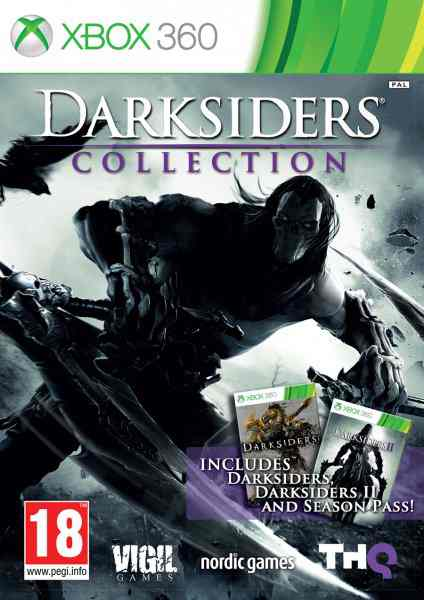 Ver Darksiders Collection X360