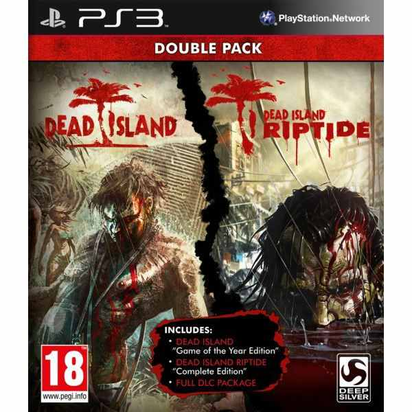 Dead Island Double Pack Ps3