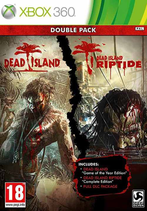 Dead Island Double Pack X360