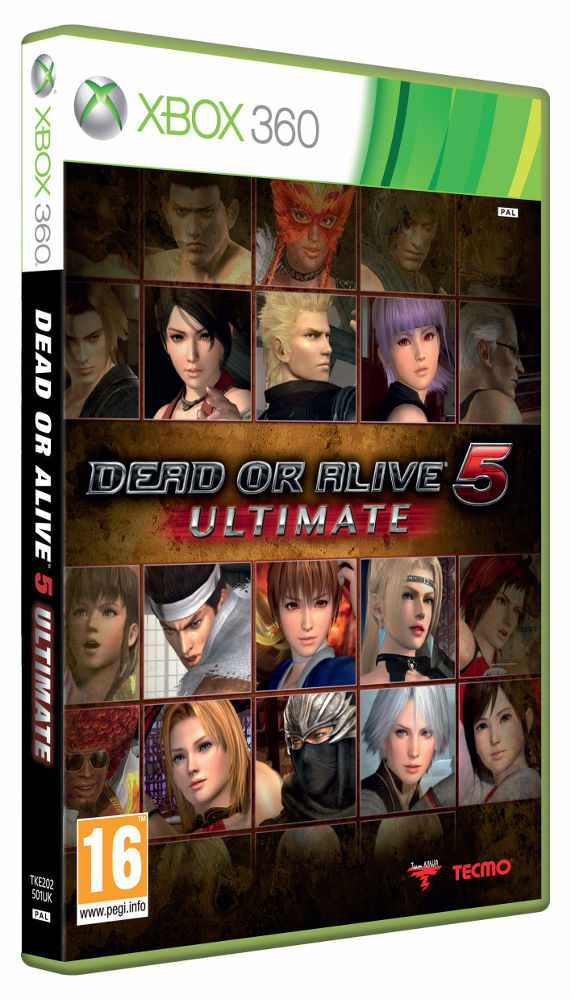 Ver Dead Or Alive 5 Ultimate X360