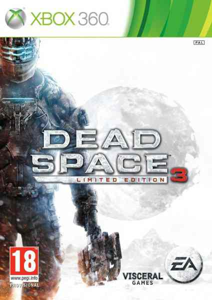 Dead Space 3 Limited Edition X360
