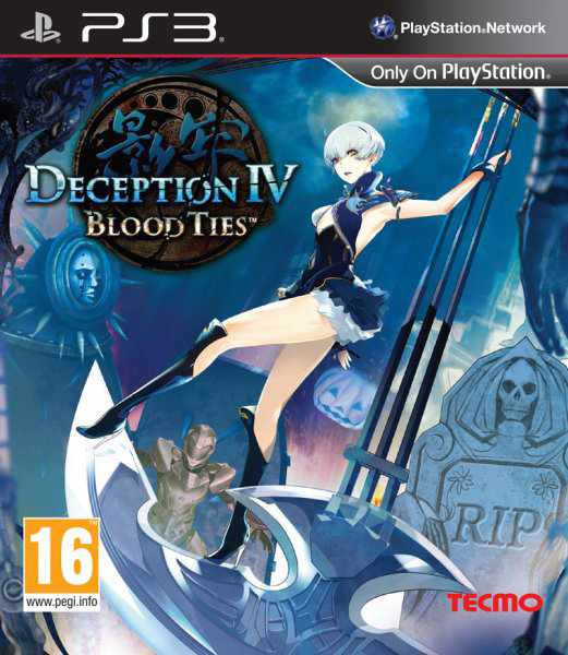 Ver Deception IV Blood Ties Ps3