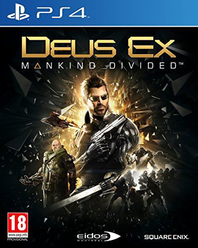 Ver Deus Ex Mankind Divided Day One Ps4
