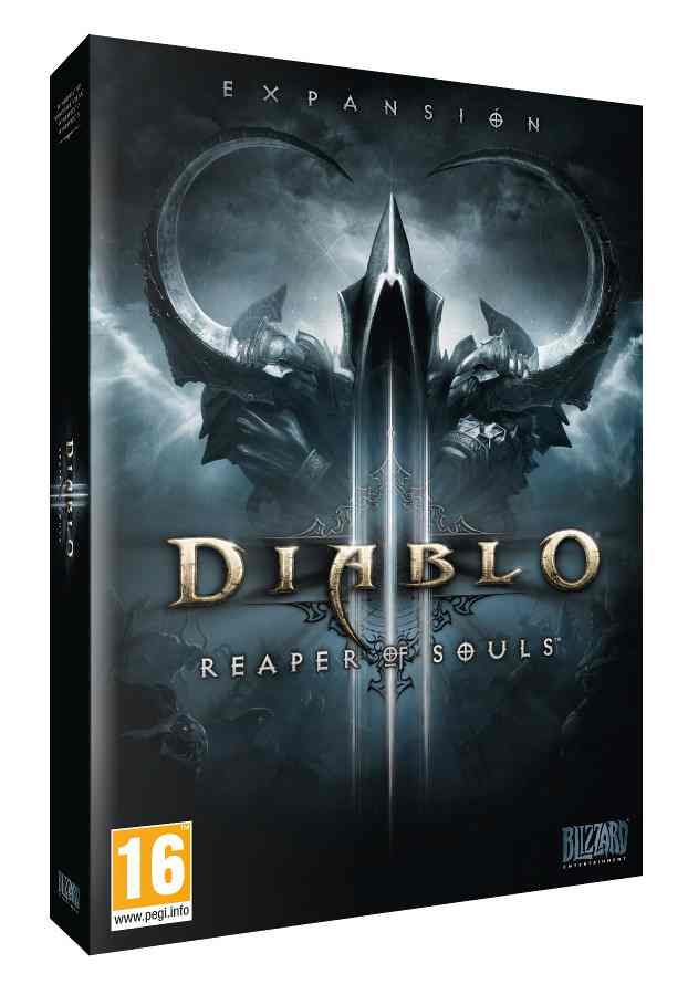 Ver Diablo III Reaper Of Soul Pc