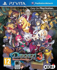 Ver Disgaea 3 Absence Of Detention Psvita