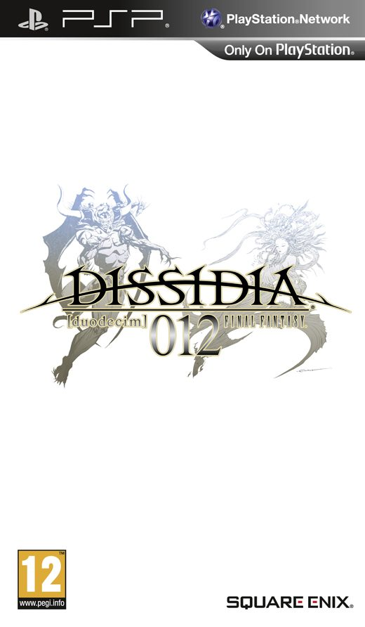 Dissidia  Duodecim  012 Final Fantasy Essentials Psp
