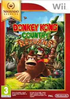Donkey Kong Country  Selects Wii