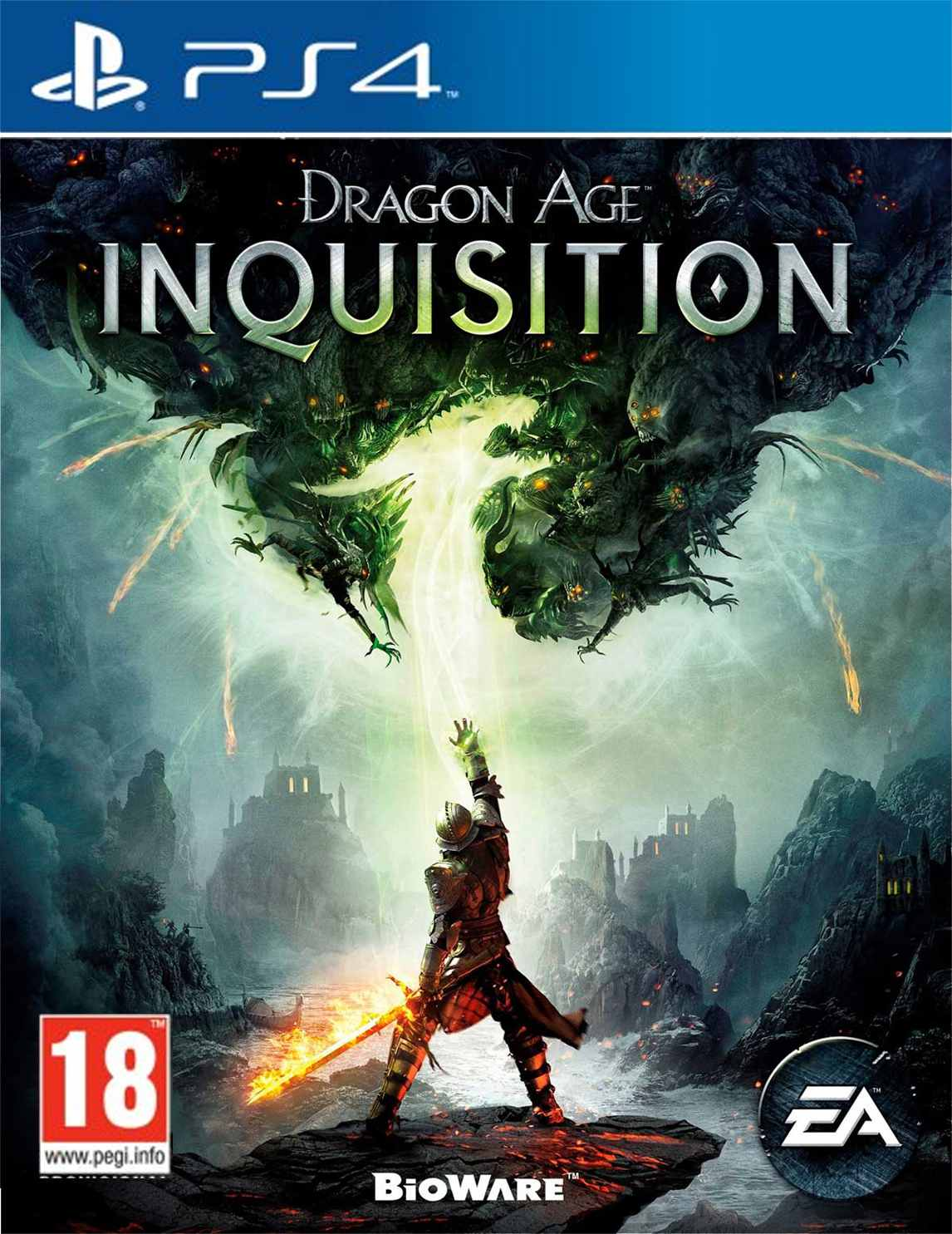 Ver Dragon Age Inquisition Ps4