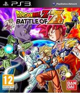 Dragon Ball Z Battle Of Z Collector Edition Ps3