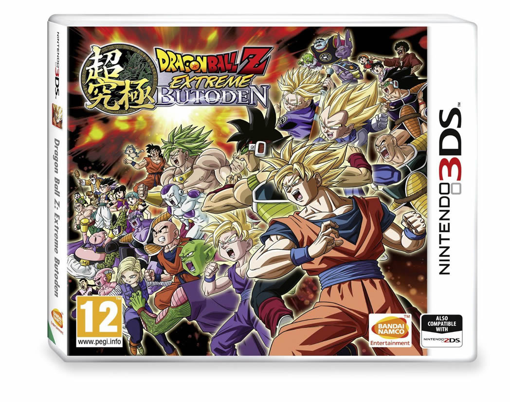 Ver Dragon Ball Z Extreme Butoden 3Ds
