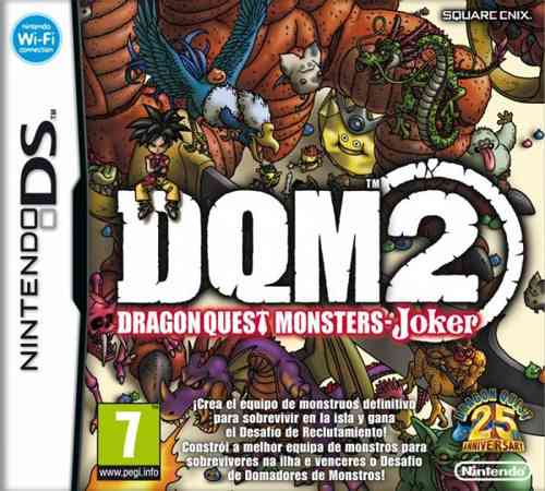 Dragon Quest Monsters Joker 2 Nds