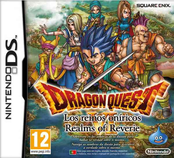 Dragon Quest Vi Nds