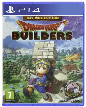 Ver Dragon Quest Builders Day One Edition Ps4