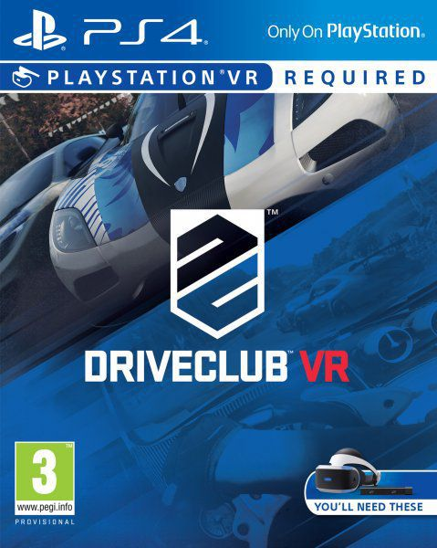 Ver Driveclub VR PS4
