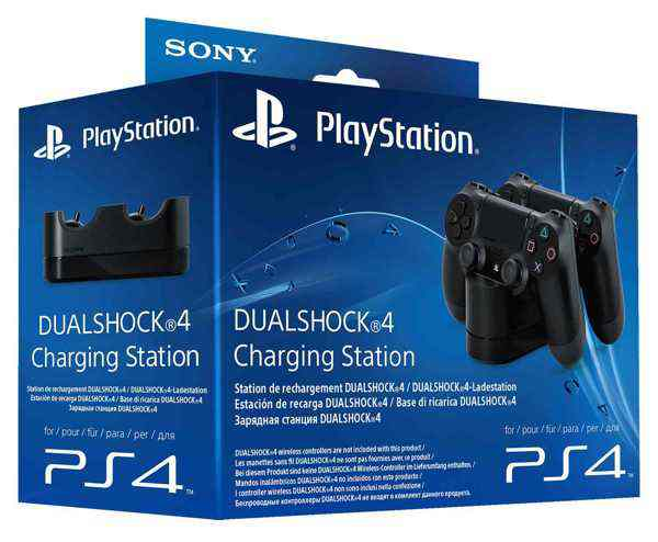 Ver Dual Shock Charging Station SONY Ps4