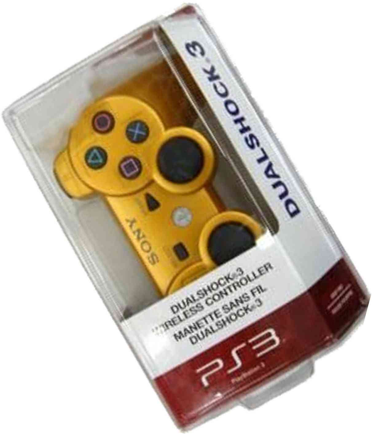 Dual Shock Controller Golden Boxed Ps3