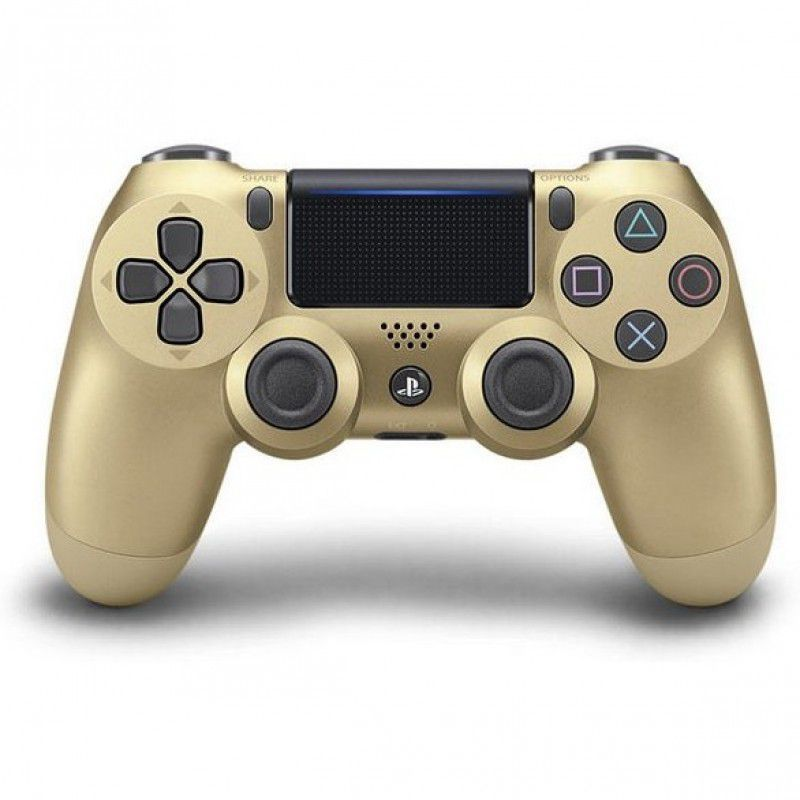 Ver Dual Shock Controller Gold V2 SONY Ps4