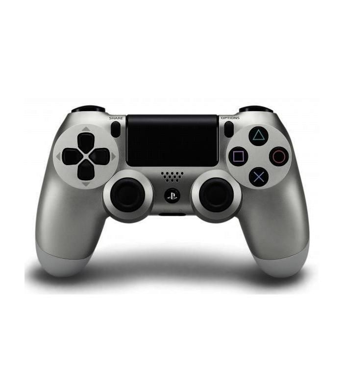 Ver Dual Shock Controller Silver V2 SONY Ps4