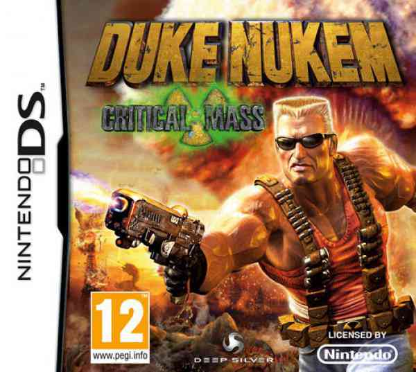 Duke Nukem Critical Mass Nds
