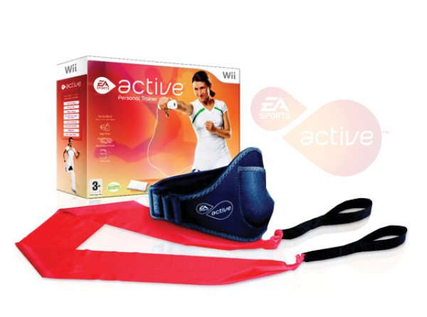 Ea Sports Active Pack De Accesorios Wii
