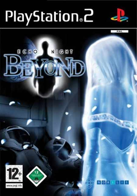 Echo Night Beyond Ps2