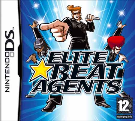 Elite Beat Agents Nds